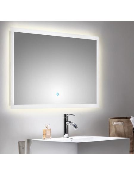 POSSEIK Kosmetikspiegel »LEVIA«, beleuchtet, BxH: 100 x 60 cm