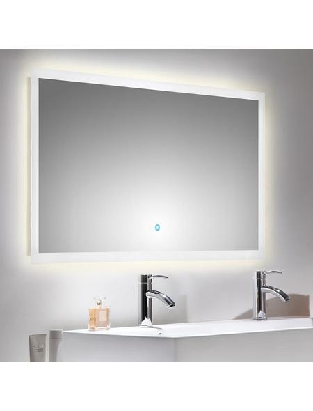 POSSEIK Kosmetikspiegel »LEVIA«, beleuchtet, BxH: 120 x 65 cm