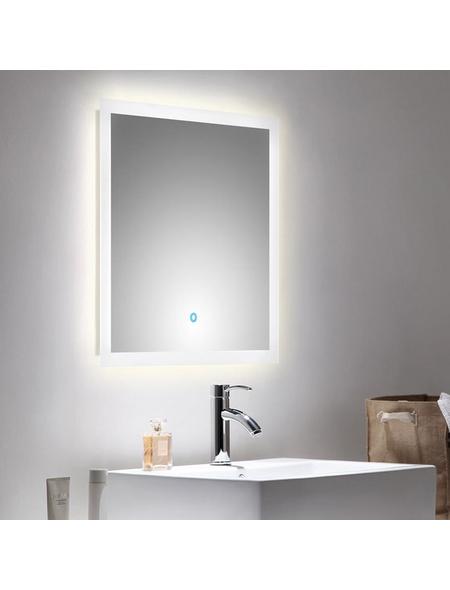 POSSEIK Kosmetikspiegel »LEVIA«, beleuchtet, BxH: 60 x 60 cm