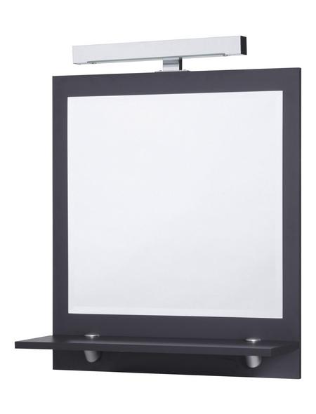 POSSEIK Kosmetikspiegel »MULTI USE«, beleuchtet, BxH: 60 x 68 cm
