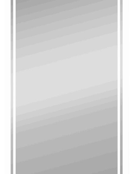 JOKEY Kosmetikspiegel »New Paradiso«, beleuchtet, BxH: 50 x 70 cm