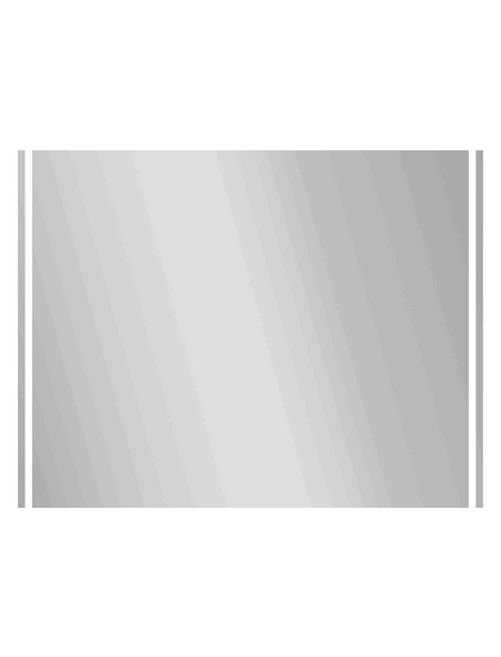 JOKEY Kosmetikspiegel »New Paradiso«, beleuchtet, BxH: 70 cm x 50 cm