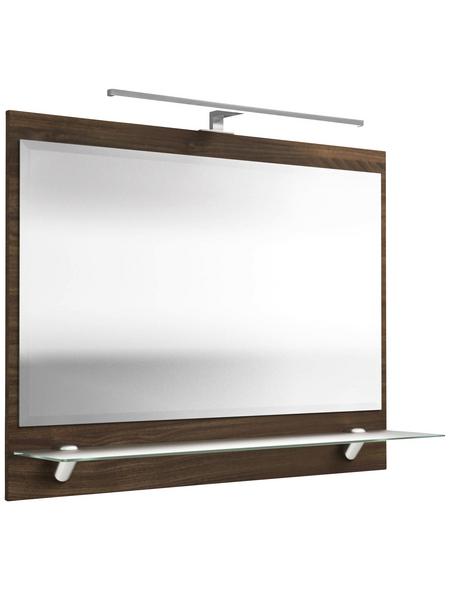 POSSEIK Kosmetikspiegel »ROMA«, beleuchtet, BxH: 90 x 68 cm