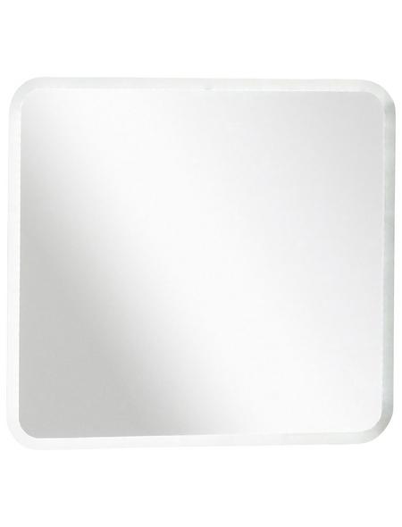 FACKELMANN Kosmetikspiegel »Sceno«, beleuchtet, BxH: 80 x 73 cm