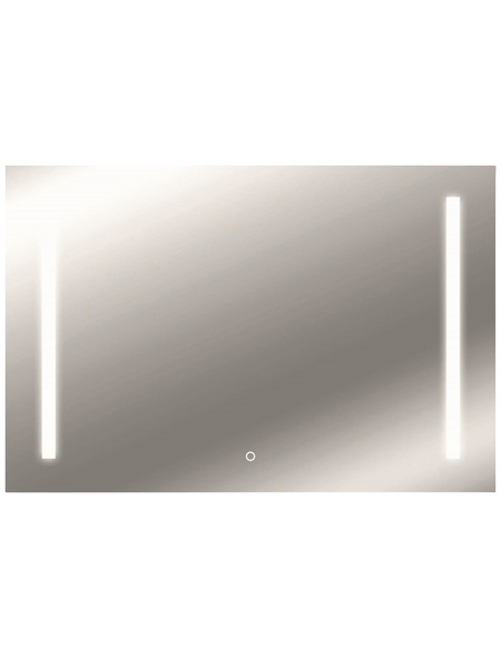 KRISTALLFORM Kosmetikspiegel »Sirius III«, beleuchtet, BxH: 90 x 60 cm