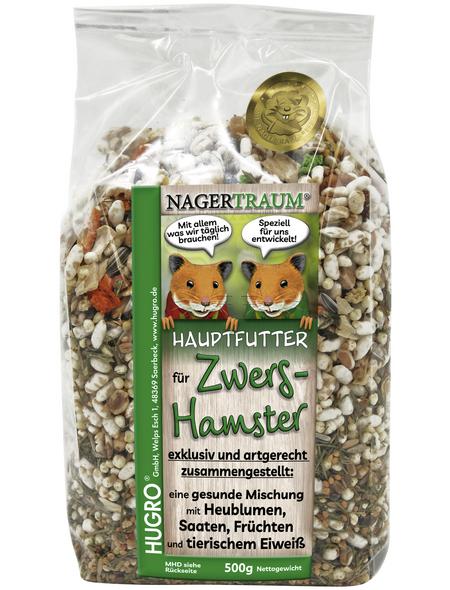 HUGRO Kräuter- / Blütenmischung » Exquisit kleine Hamsterarten«, à 500 g