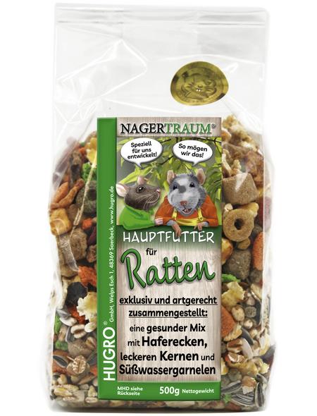 HUGRO Kräuter- / Blütenmischung » Exquisit Rattenfutter«, à 500 g
