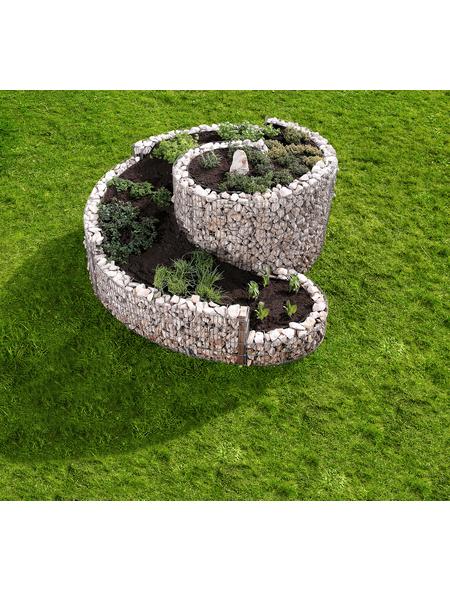 BELLISSA Kräuterspirale, BxHxL: 150 x 80 x 200 cm, Stahl