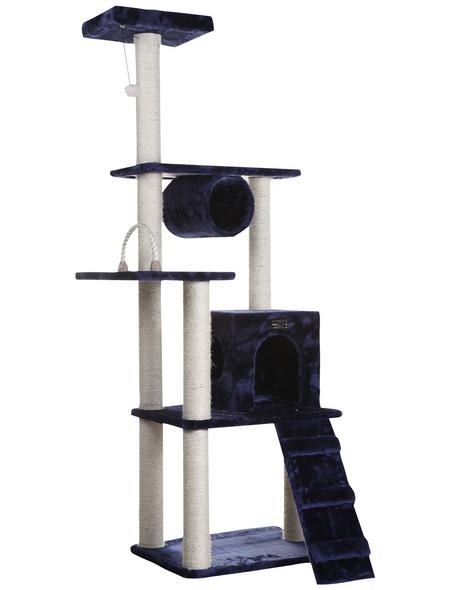 Kratzbaum, beige, Höhe: 180 cm