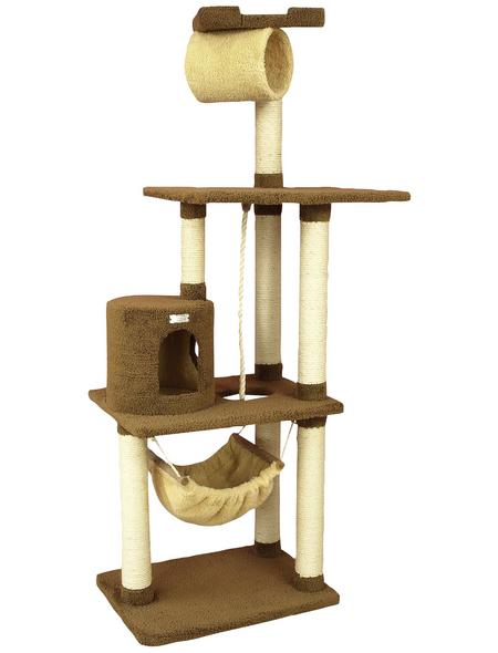 ARMARKAT Kratzbaum »Elias«, braun, Höhe: 178 cm