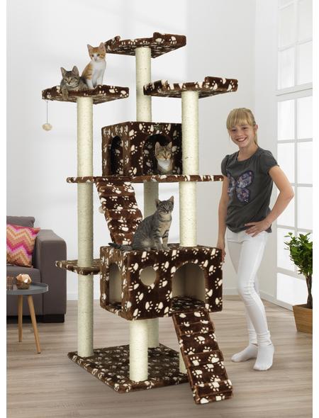 ARMARKAT Kratzbaum »Feline«, braun, Höhe: 188 cm