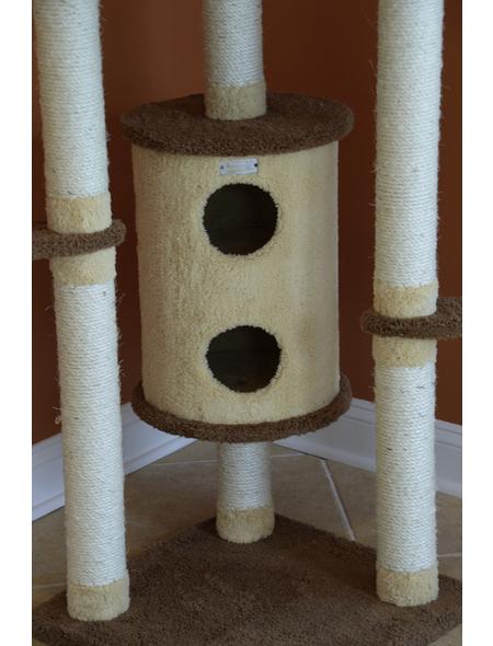 ARMARKAT Kratzbaum »Leonie«, braun, Höhe: 112 cm