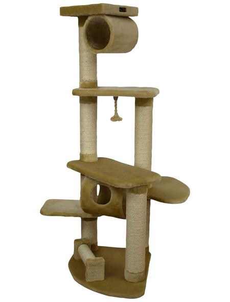 ARMARKAT Kratzbaum »Lucy«, beige, Höhe: 187 cm