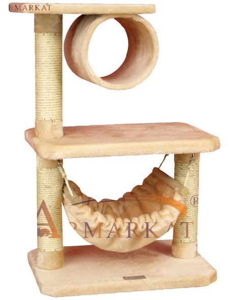 ARMARKAT Kratzbaum »Mila«, apricot, Höhe: 76 cm