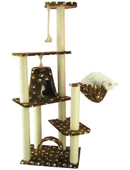 ARMARKAT Kratzbaum »Monti«, braun, Höhe: 168 cm