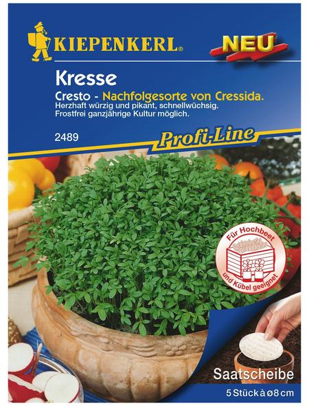 KIEPENKERL Kresse Lepidium sativum »Cresto«