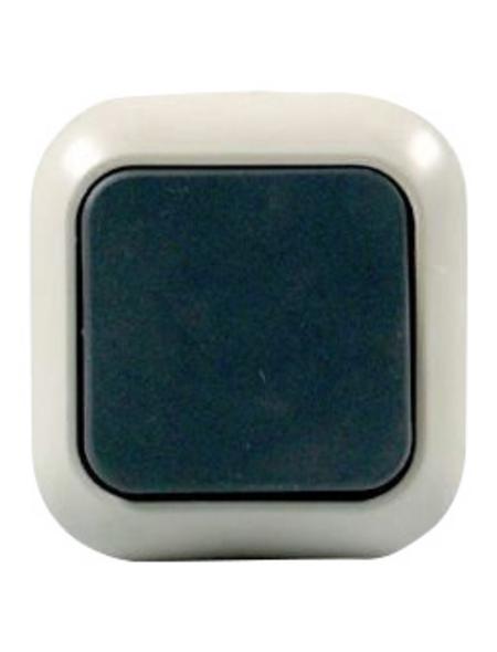 REV-Ritter Kreuzschalter, Grau, Kunststoff