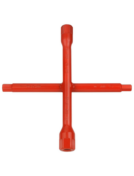 CORNAT Kreuzschlüssel Schlüsselgröße: 9,53–25,4 mm