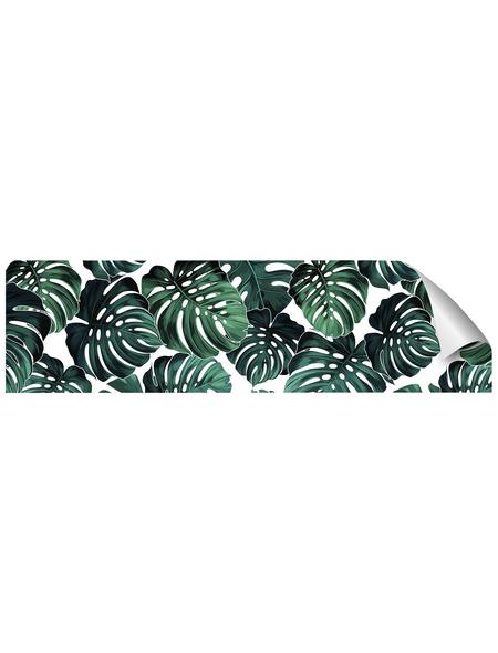 mySPOTTI Küchenrückwand-Panel, fixy, Blätter, 220x60 cm