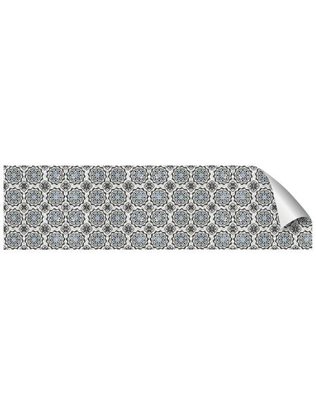 mySPOTTI Küchenrückwand-Panel, fixy, Fliesenoptik, 220x60 cm