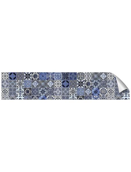 mySPOTTI Küchenrückwand-Panel, fixy, Fliesenoptik, 280x60 cm