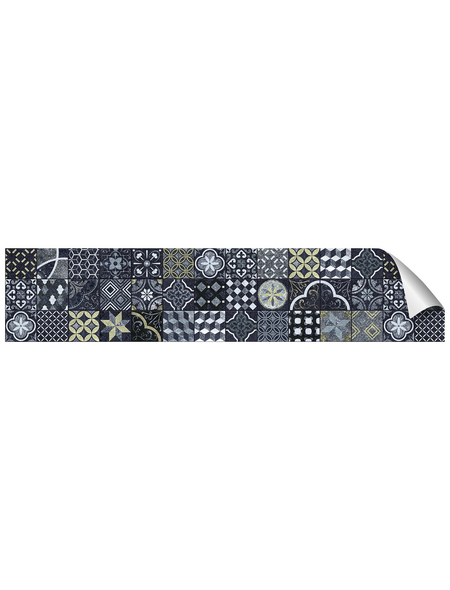 mySPOTTI Küchenrückwand-Panel, fixy, Fliesenoptik, 280x90 cm