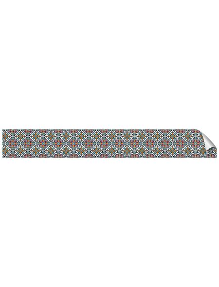mySPOTTI Küchenrückwand-Panel, fixy, Fliesenoptik, 450x60 cm