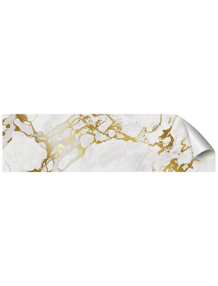 mySPOTTI Küchenrückwand-Panel, fixy, Kaffebohnen und Tasse, 220x60 cm