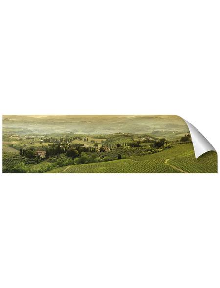 mySPOTTI Küchenrückwand-Panel, fixy, Landschaftpanorama, 220x60 cm
