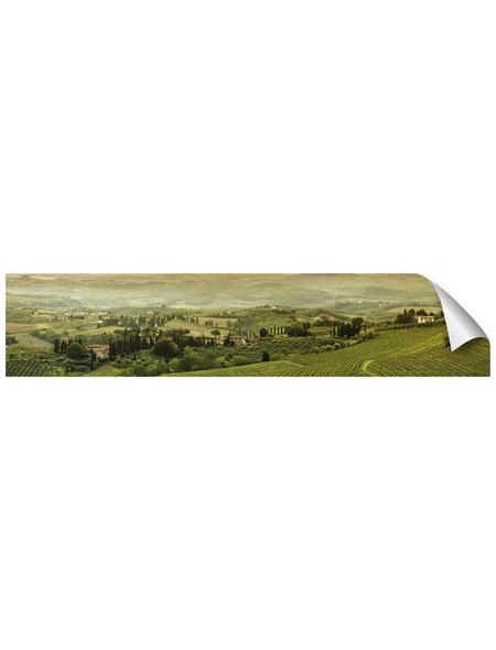mySPOTTI Küchenrückwand-Panel, fixy, Landschaftpanorama, 280x60 cm