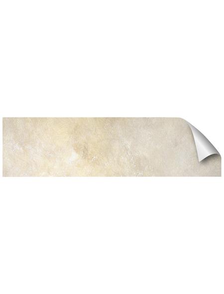 mySPOTTI Küchenrückwand-Panel, fixy, Sandsteinoptik, 220x60 cm