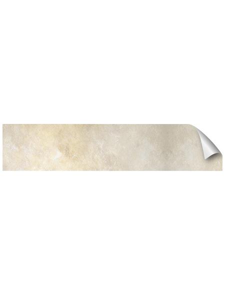 mySPOTTI Küchenrückwand-Panel, fixy, Sandsteinoptik, 280x60 cm