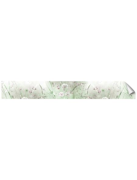 mySPOTTI Küchenrückwand-Panel, fixy, Wiese, 450x60 cm