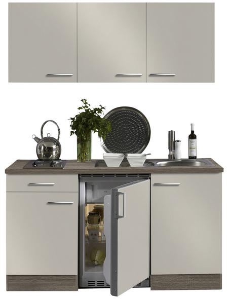 OPTIFIT Küchenzeile »OPTIkompakt ARTA 288«, mit E-Geräten, Gesamtbreite: 150 cm