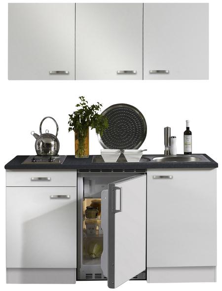 OPTIFIT Küchenzeile »OPTIkompakt LAGOS 286«, mit E-Geräten, Gesamtbreite: 150 cm
