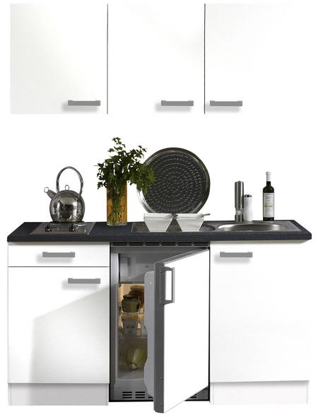 OPTIFIT Küchenzeile »OPTIkompakt OSLO 214«, mit E-Geräten, Gesamtbreite: 150 cm