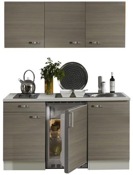 OPTIFIT Küchenzeile »OPTIkompakt VIGO 156«, mit E-Geräten, Gesamtbreite: 150 cm