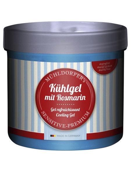 MÜHLDORFER NUTRITION AG Kühlgel mit Rosmarin, 0,5L