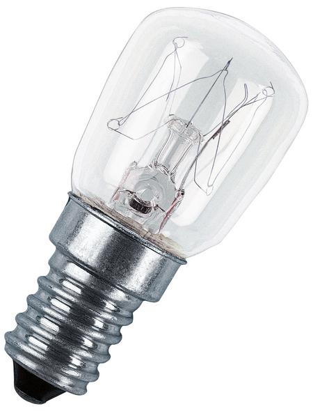 OSRAM Kühlschranklampe, 25 W, E14, warmweiß, 160 lm