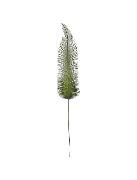 Flower-Power Kunstpflanze, Federfarn, grün