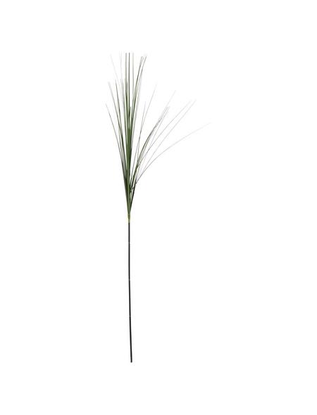 Flower-Power Kunstpflanze, Gras Spray, grün