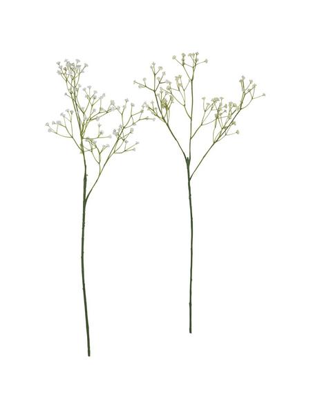 Flower-Power Kunstpflanze, Gypsophiliaspray, sortiert