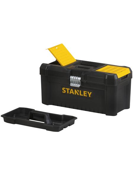 """STANLEY Kunststoffbox »Essential 16"""" - STST1-75518«, BxHxL: 40,6 x 20,5 x 19,5 cm, Kunststoff"""