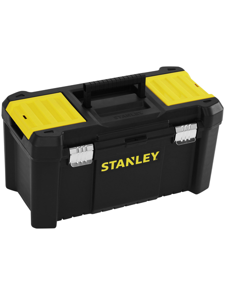 STANLEY Kunststoffbox »STST1-75521«, BxHxL: 48,2 x 25,4 x 25 cm, Kunststoff