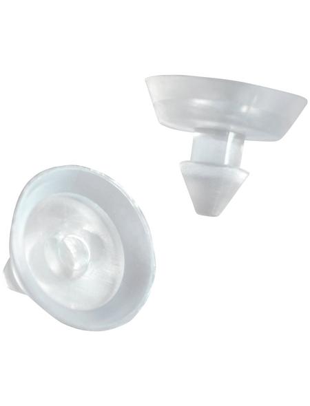 ELEMENT SYSTEM Kunststoffsauger, Kunststoff, transparent