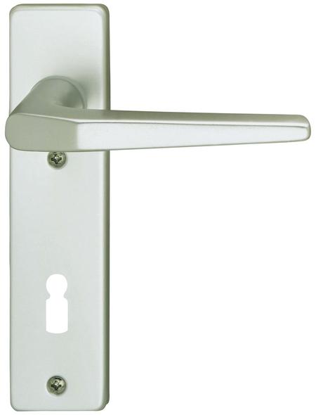 ALPERTEC Kurzschild-Garnitur »Florence«, Aluminium