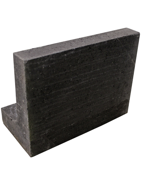 EHL L-Stein, BxHxL: 20 x 30 x 40 cm, Beton