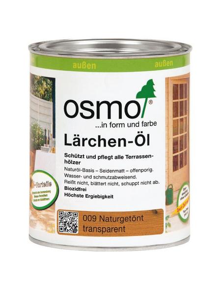 OSMO Lärchen-Öl, transparent, seidenmatt, 0,75 l