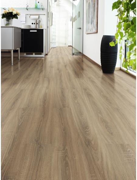 KAINDL Laminat, 9 Stk./2,4 m², 8 mm,  Oak Rosarno