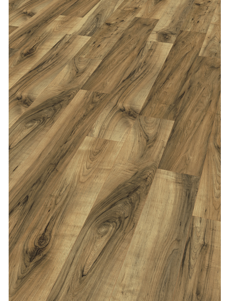 EGGER Laminat »Aqua+«, 8 Stk./1,99 m², 8 mm,  Perganti Nussbaum braun